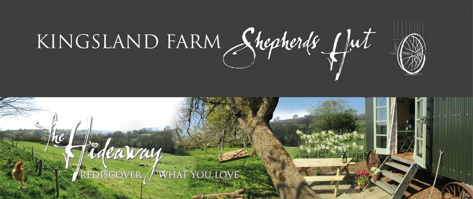 Branding for Kingsland Farm