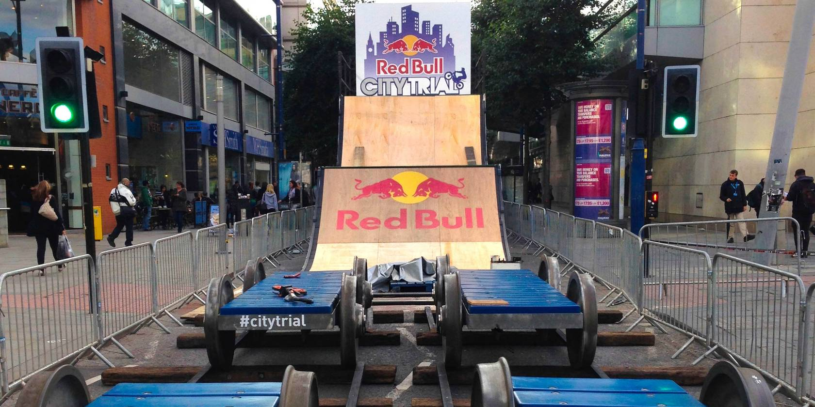 Red Bull City Trial Manchester