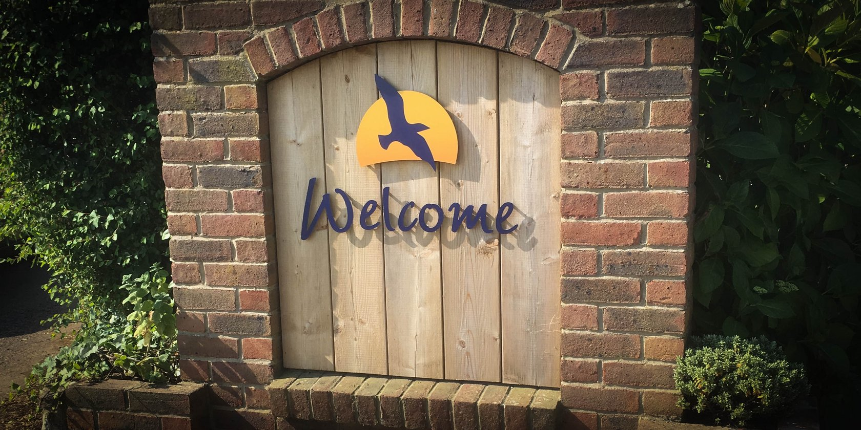 External Signage West Dorset Leisure Holidays