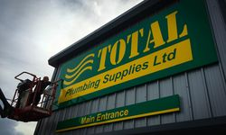 External Signage for Total Plumbing, Somerset