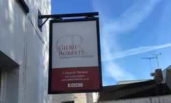 Projecting Sign for Gilbie Roberts, Somerset
