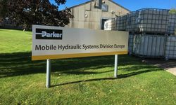 Internal & External Signage for Parker Hannifin
