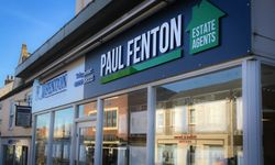 Paul Fenton Shop Fascia Signage