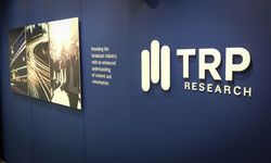 Internal Signage and Branding for TRP Research, Taunton