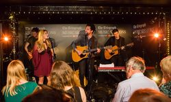 Event Branding and Graphics for The Telegraph Bespoke: The Shires Exclusively Live Session