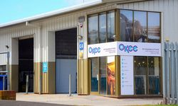 External Signage and Branding for Okee Ltd