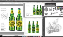 Dorset Orchards: Brand Design for Palmers Brewery