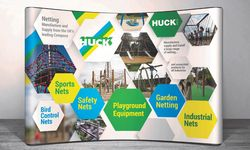 Pop Up Stand Design for Huck Nets