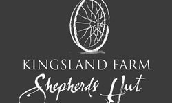 Logo Design for Kingsland Farm Shepherds Hut
