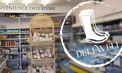 Brand Design and Signage for Deli-Weli, Lyme Regis