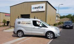 Van Livery for Portcullis Arms on behalf of Watershed PR