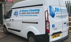 Design, Print & Install of Vehicle Graphics for JK Windows