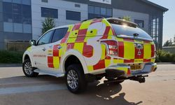 Design, Produce and Install Concept Vehicle Graphics for Sentinel Ops