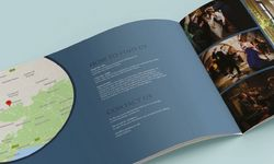 Brochure Design for Forde Abbey Gardens