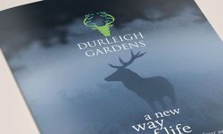 Logo Design for Durleigh Gardens