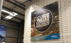 Brand New Signage For Xylem Water Solutions