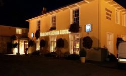 External Illuminated Signage For Haddon House Hotel