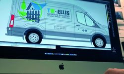 Vehicle Wrapping for TW Ellis, General Building, Landscaping and Fencing