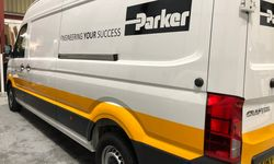 Parker Hannifin Vehicle Wrap
