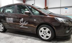 Vehicle Signwriting for Safar Restaurant, Axminster
