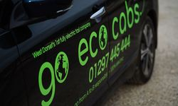 Vehicle Graphics for Eco Cabs