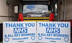 Our Thank You to the NHS & Key Workers
