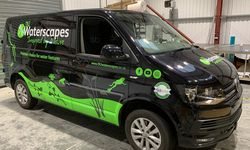 Vehicle graphics for DU Waterscapes