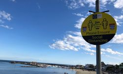 Social Distancing Signage for Lyme Regis Town Council