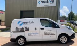Vehicle Graphics for Rotorflush