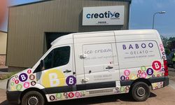 Vehicle Graphics For Baboo Gelato