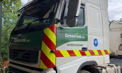 Lorry Graphics for Greenlink Groundworks