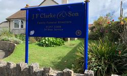 Post Mounted Signs for  J.F Clarke & Sons