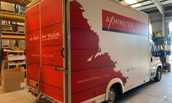 Van/Fleet Vehicle Graphics for Axminster Tools