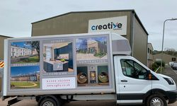 Vehicle Graphics for C G Fry and Son Ltd