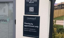 QR Code Signage for Cavanna Homes