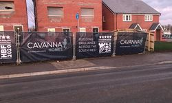 Cavanna Homes - Outdoor Signage