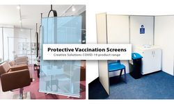 COVID Vaccination Booth products from Creative Solutions