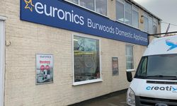 External Signage for Burwoods Domestic Appliances