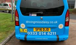 Vehicle Graphics Driving Miss Daisy