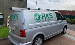 Vehicle and Fleet Graphics for RKS Electrics