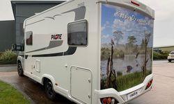 Motorhome Graphics for a Private Client
