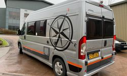 Camper Van Graphics for a Private Client