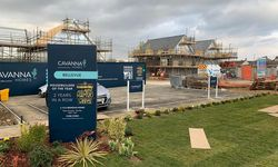 Outdoor and Indoor Signage for Cavanna Homes