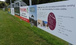 Case Study: Axminster Town Football Club Signage