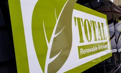Van Signwriting for Total Renewable Solutions