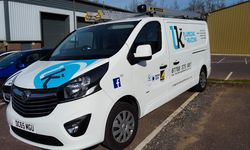 Logo Design, Vehicle Graphics and Website Design for LK Plumbing and Heating