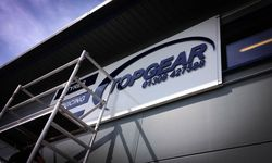 External Signage with Stand off Lettering for Top Gear, Dorset