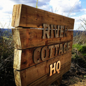 River Cottage HQ Signage