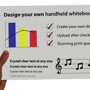 Handheld Whiteboards