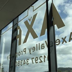 Window Vinyl for Axe Valley Properties